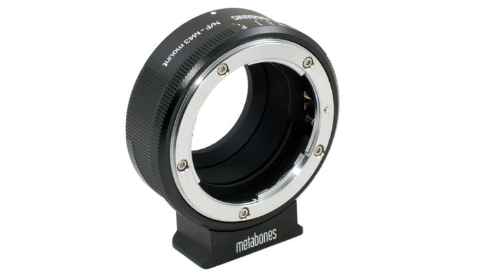 Metabones Nikon G to Micro Four Thirds - Hero