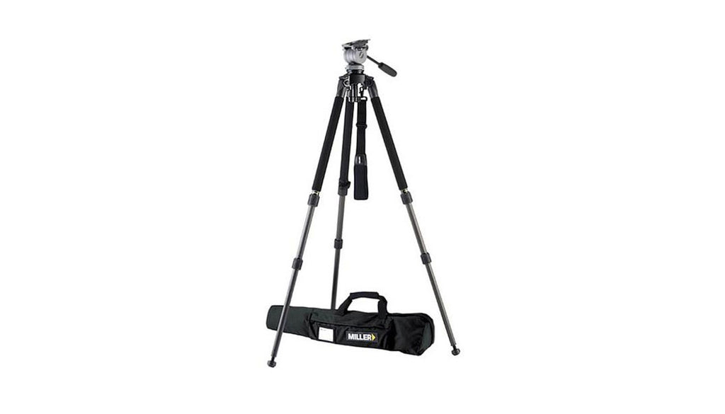 Miller DS20 Solo CF Tripod System (1514)