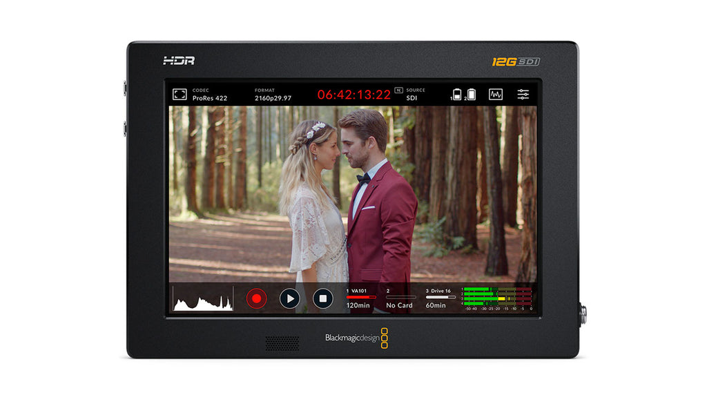 Blackmagic Video Assist 12G HDR