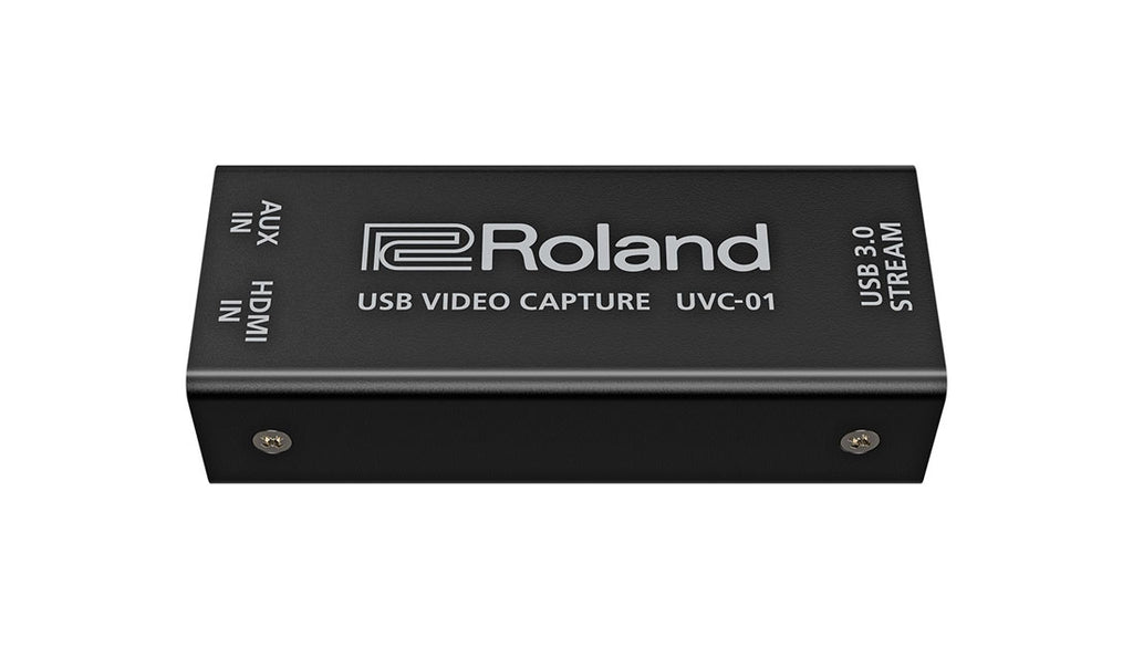 Roland UVC-01 USB Video Capture hero