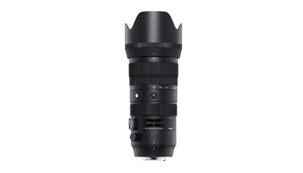 Sigma 70-200mm f/2.8 DG OS HSM Sports Lens for Canon