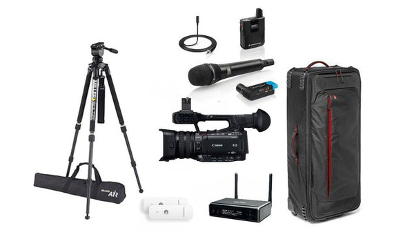 Single Camera Pro Live Streaming Kit The Streaming Guys