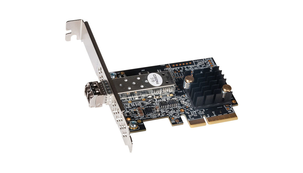 Sonnet Solo10G SFP+ 10 Gigabit Ethernet 1-Port PCIe Card