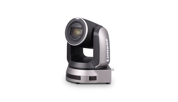 VC-A71P 4K IP PTZ Camera black front angle view