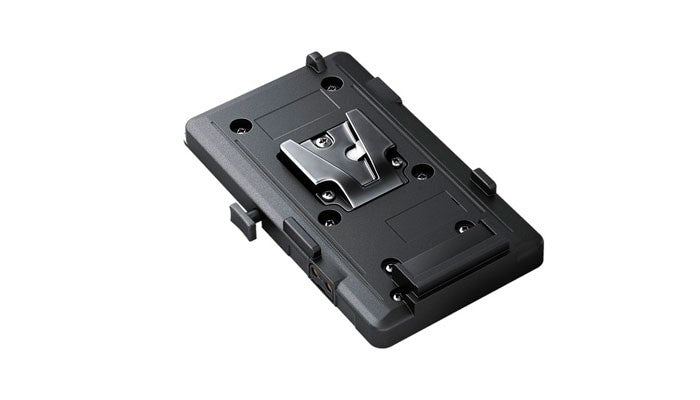 Blackmagic URSA VLock Battery Plate Hero