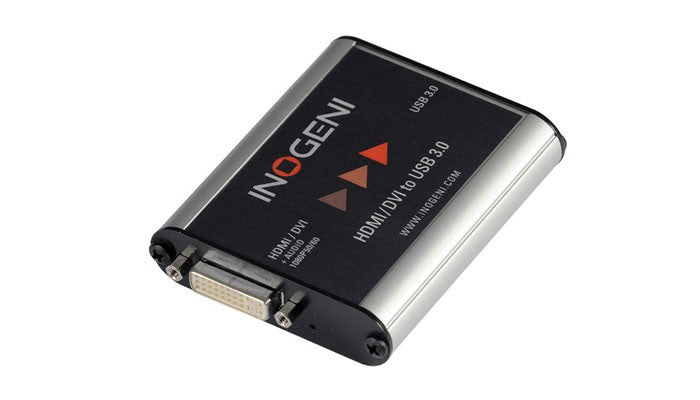 Inogeni HDMI/DVI to USB3.0 Capture Hero