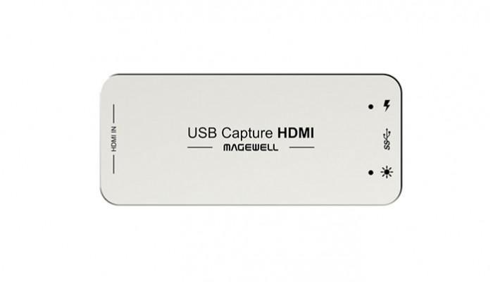 Magewell USB Capture HDMI - Gen 2 top