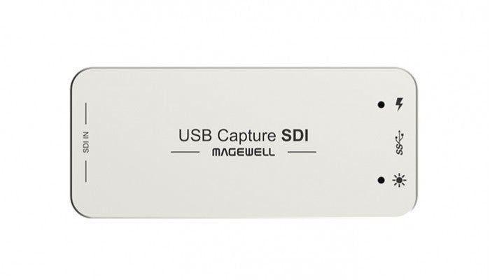 Magewell USB Capture SDI - Gen 2 top