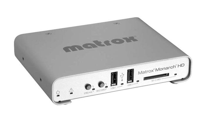 Matrox Monarch HD Hero