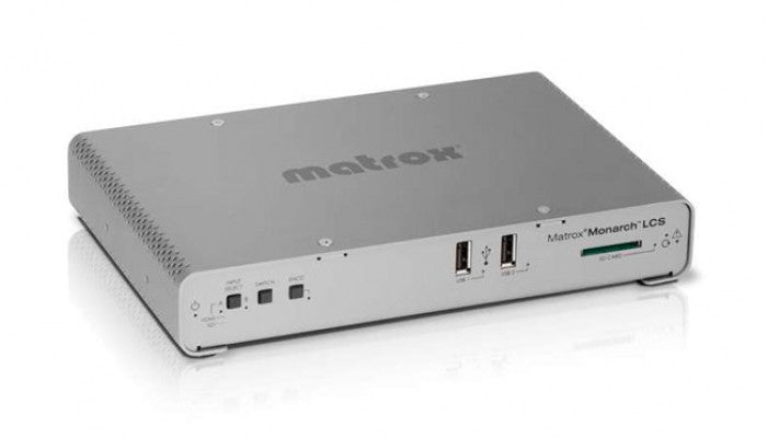 Matrox Monarch LCS Hero