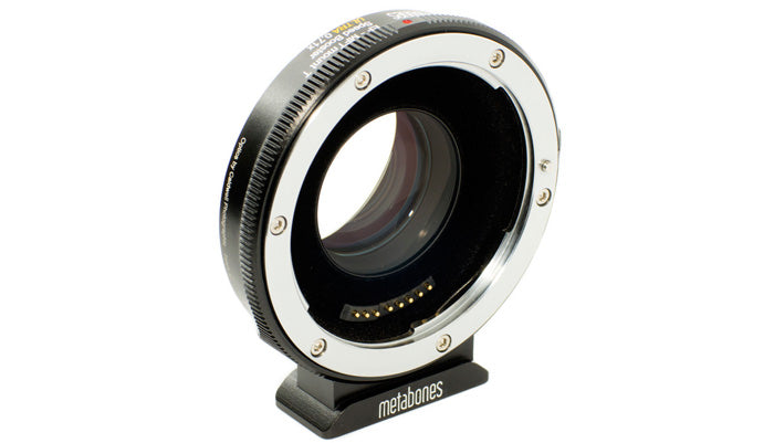 Metabones Canon EF Lens to Micro Four Thirds T Speed Booster ULTRA 0.71x - Hero