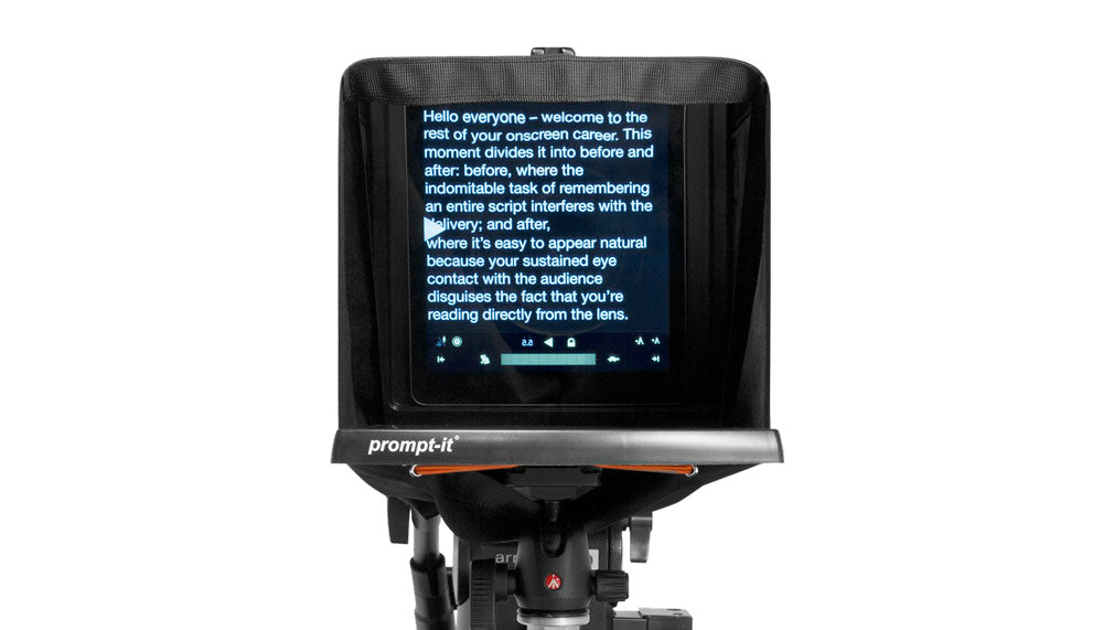 Prompt-it Teleprompter Maxi