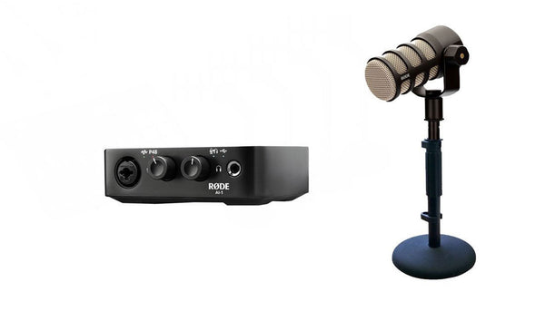 RØDE Recording Bundle TSG1