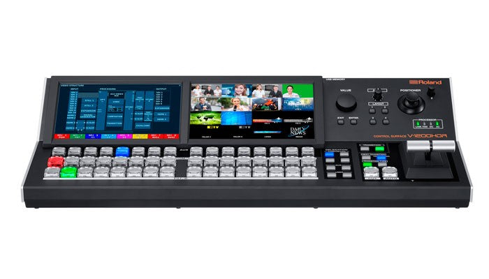 Roland V-1200HDR Control Surface Hero