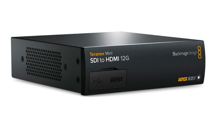 Blackmagic Teranex Mini - SDI to HDMI 12G Hero