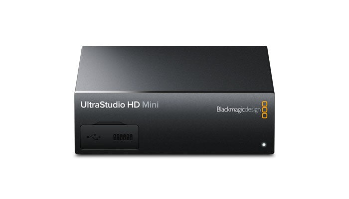 Blackmagic UltraStudio HD Mini Hero