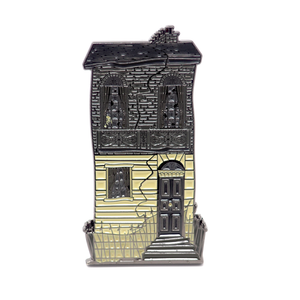 HPinstreet 12 GRIMMAULD PLACE enamel PIN :: by BUNCEandBEAN
