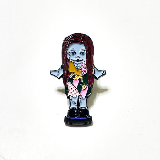 POLLY POCKETS 13 enamel PIN - Sally :: by BUNCEandBEAN