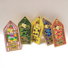 BERTIE BOTTS BOX Every Flavour Flavor Beans enamel PIN :: by BUNCEandBEAN