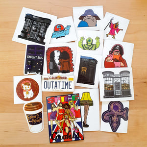 STICKERS :: by BUNCEandBEAN