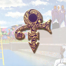 PRINCE TRIBUTE PINS / 1 Paisley Park OR 3 Prince SET / by BUNCEandBEAN