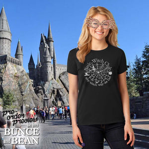 Basic Witch Club T-SHIRT :: by BUNCEandBEAN