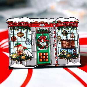 HPinstreet HONEYDUKES enamel PIN :: by BUNCEandBEAN