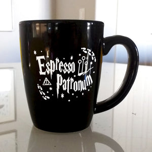 COFFEE MUG Espresso Patronum :: Harry Potter #MuggLife :: by BUNCEandBEAN