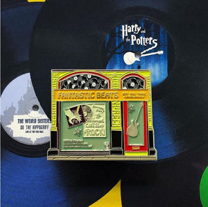 Official Harry and the Potters Merch Fantastic Beats