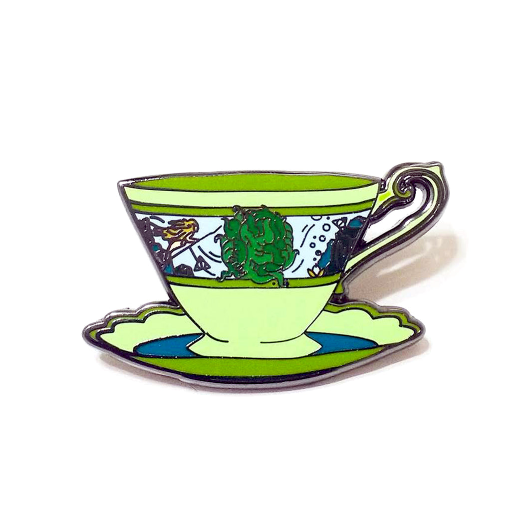 HPcups GILLYWEED enamel PIN :: by BUNCEandBEAN
