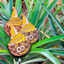 DOLE WHIP soft enamel lapel PIN / by BUNCEandBEAN