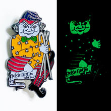 PEEVES the Poltergeist enamel PIN :: by BUNCEandBEAN