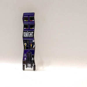 HPinstreet KNIGHT BUS (squished) enamel PIN :: by BUNCEandBEAN