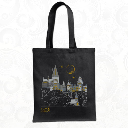 Castle Bunce Tote Bag