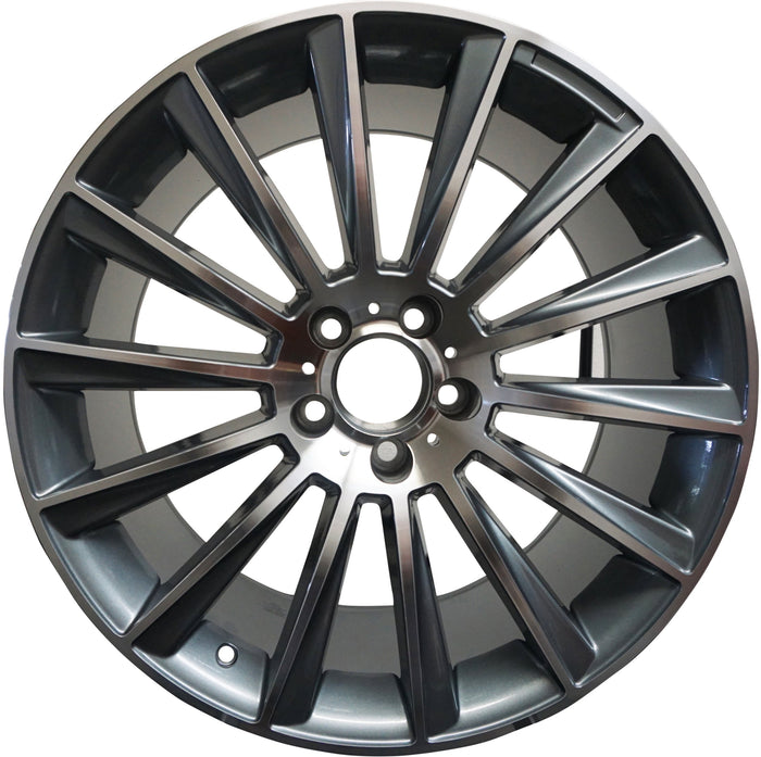 18 Inch  Mercedes C Class C400 C350 C300 C250 C180 Wheels E550 E350 E300 E Class Rims - Elite Custom Rims