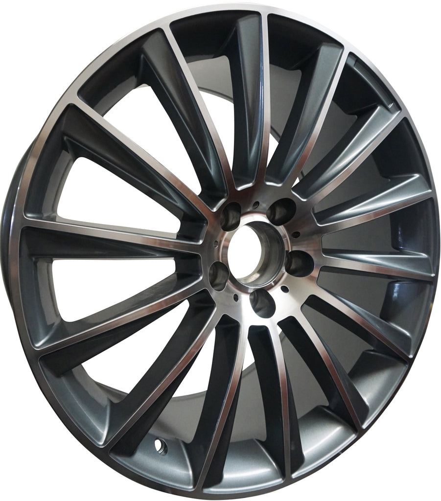 19 Inch Rims Fit Mercedes S600 S500 S550 S63 S400 S450 S350 CL S Class Wheels