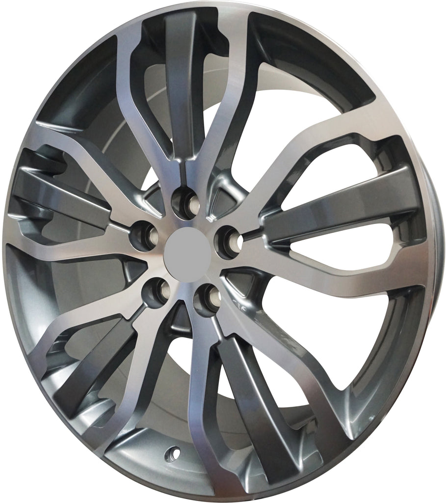 "20"" INCH RIMS FITS RANGE ROVER SUPERCHARGED SPORT HSE LR3 LR4 WHEELS - Elite Custom Rims"