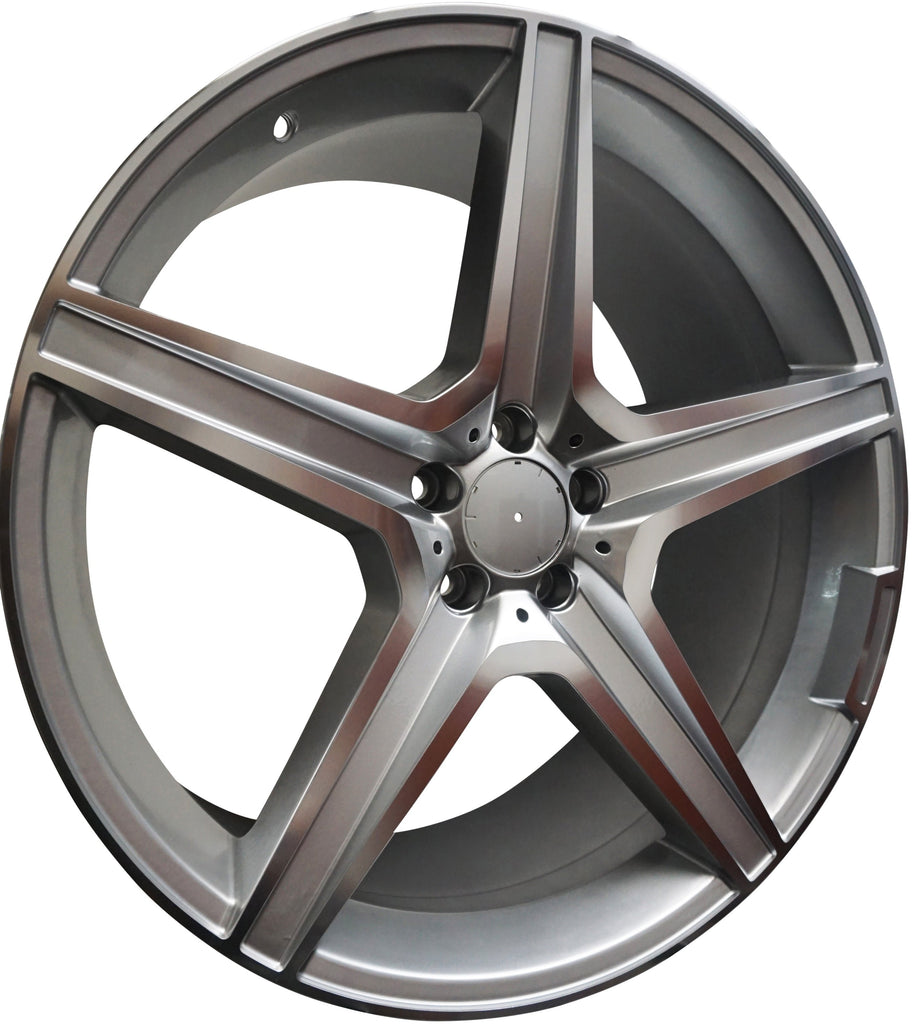 22 Inch Mercedes ML GL GLS GLE Rims ML63 ML550 ML500 ML400 GL63 GL550 GLE GLS Wheels