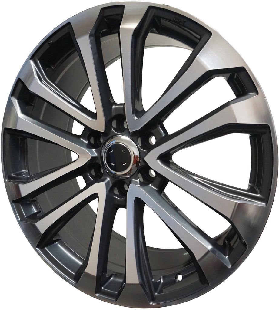 22 INCH TOYOTA RIMS FIT TUNDRA SEQUOIA 4RUNNER FJ CRUISER TACOMA FORTUNER WHEELS