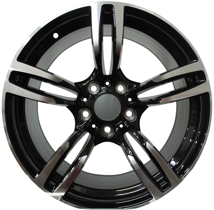 18 Inch Rims Fit BMW 3 Series 4 Series 5 Series Wheels 320 328 330 335 428 435