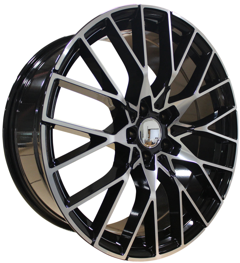 20 Inch Staggered M2 Style Rims Fits BMW 3 4 5 6 7 Series M Sport Wheels