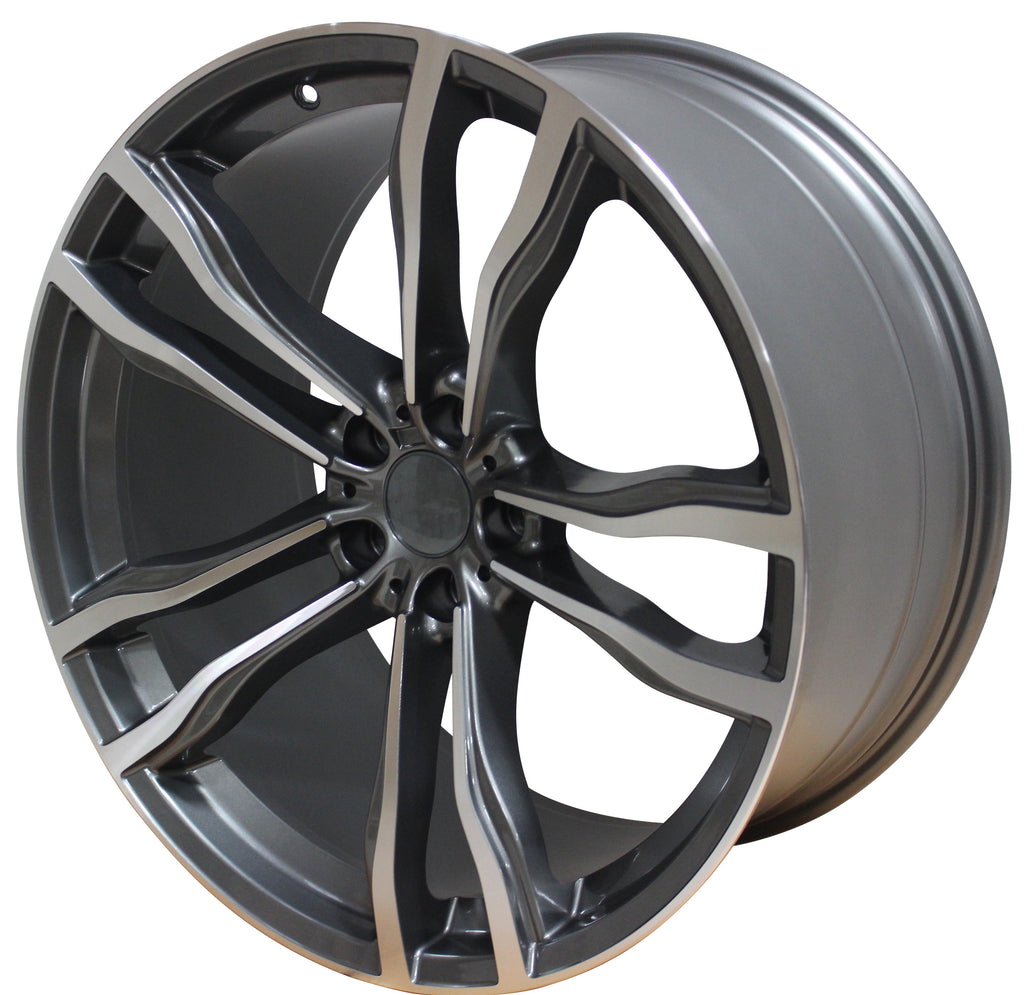 20 Inch Rims Fit BMW X4 X6 X5 M Sport Staggered X6M X5M BMW Wheels