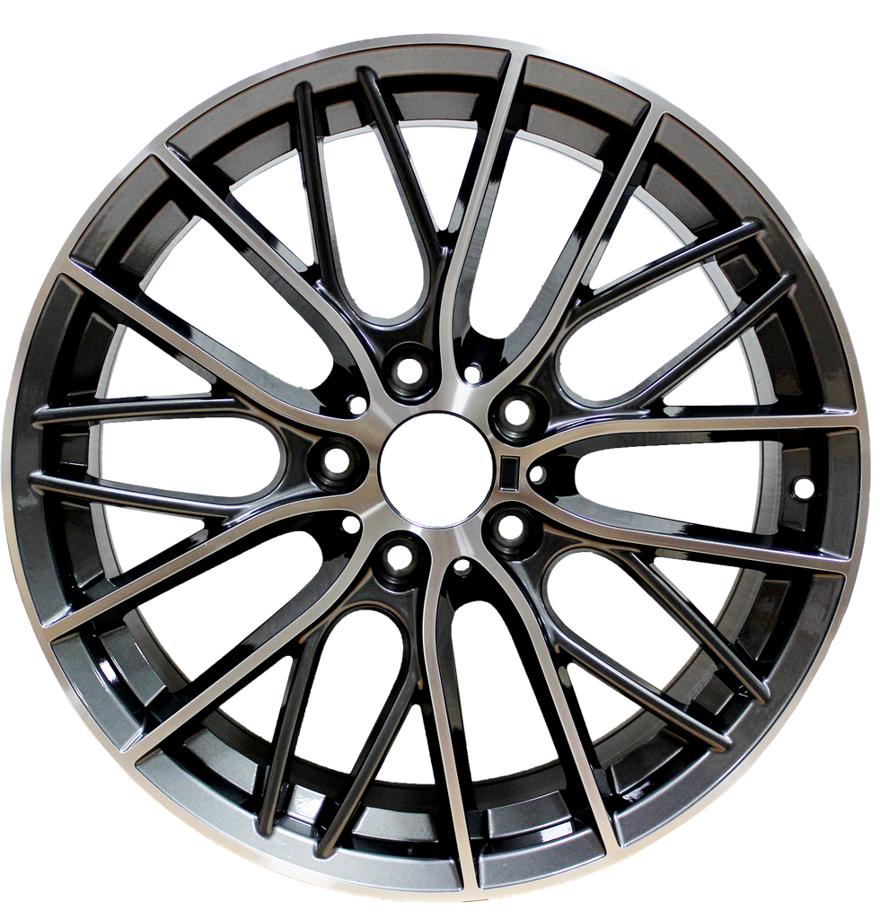 18 Inch Rims Fit BMW 3 Series 4 Series 5 Series Wheels 320 328 330 335 428 435 528 535