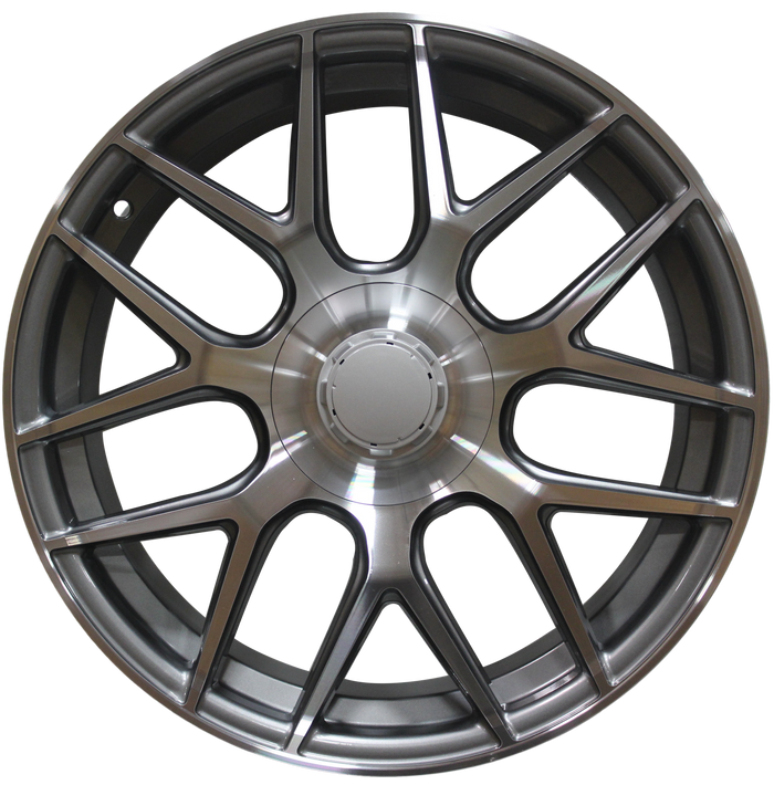 19 Inch Staggered Rims Fit Mercedes S Class E Class CL Wheels