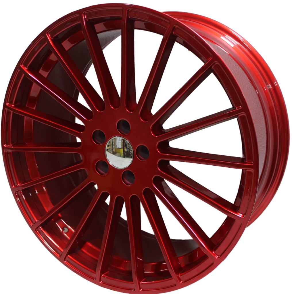 22 Inch Rims Fit Mercedes S600 S500 S550 S63 S400 S450 S350 Rims CL S Class Candy Red Wheels