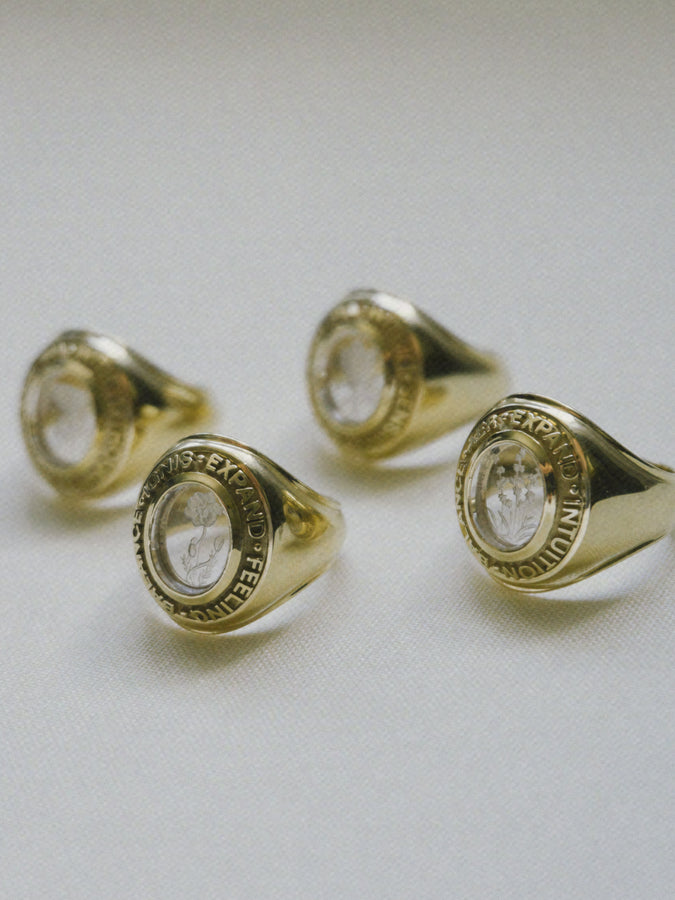 Class Ring Water (Calla Lily)