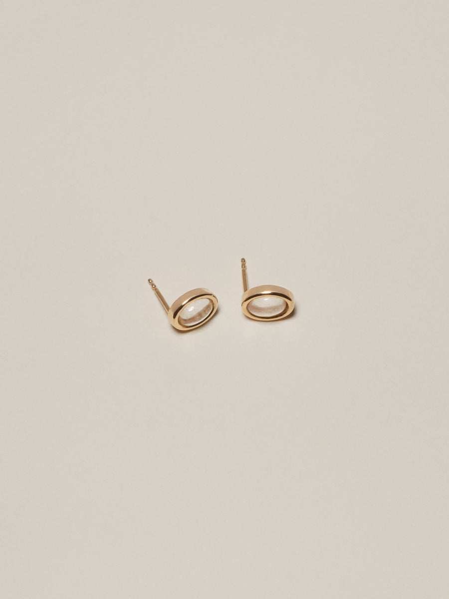 Glacé Stud Earrings