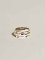 J. Hannah Quarry Ring sterling silver