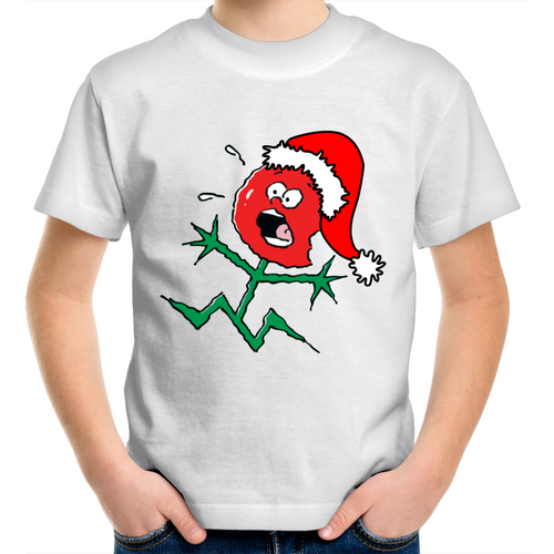 TOFFEE APPLE CHRISTMAS - Kids T-Shirt