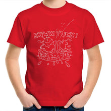 Bellyflop in a Pizza - Kids T-Shirt